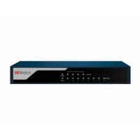 Сетевой неуправляемый коммутатор HiWatch DS-S804P