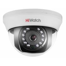 Камера HD-TVI внутренняя HiWatch DS-T101