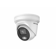 Hikvision DS-2CD2347G2-LU 4Мп уличная IP-камера с LED-подсветкой до 40м