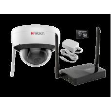 Комплект № 8 Wi-Fi видеокамера 1080p + MicroSD 64Gb + роутер