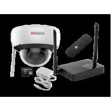 Комплект № 10 Wi-Fi видеокамера + 64Gb + роутер с 4G модемом