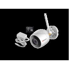 Комплект № 3 Wi-Fi уличная видеокамера + MicroSD 64Gb
