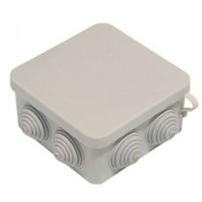 Коробка распределительная  85x85x40мм IP55