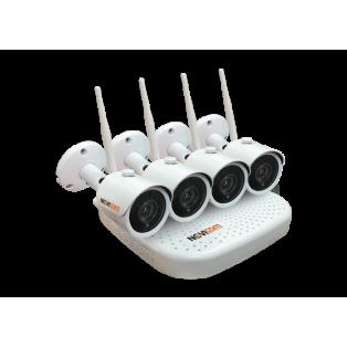 Беспроводной комплект видеонаблюдения NOVIcam FK1104