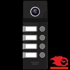 Novicam FANTASY 4 BLACK вызывная панель