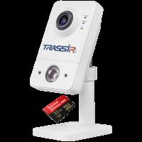 Комплект Wi-Fi ip-камера со звуком + microSD 32Gb